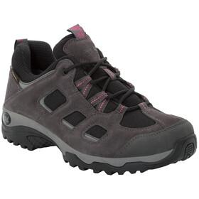 Jack Wolfskin Vojo Hike 2 Texapore Low Shoes Damen dark steel/black